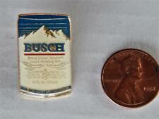 Lapel Pin Busch Beer Can