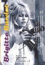 Brigitte Bardot  Collection 2. Français. Sous-titres anglais. 4 films