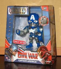 Jada Toys Metals Die Cast Captain America Target Exclusive