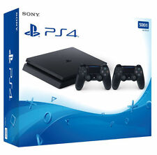 PlayStation 4 Konsolen mit Bluetooth Slim Spielekonsolen