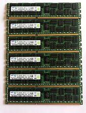48GB (6x8GB) Apple MacPro 2009-12 Models 4.1-5.1 PC3-10600R DDR3