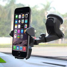 360° Car Holder Windshield Mount Bracket For iPhone Samsung CellPhone Mobile
