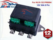 Twin Headlight Relay Fused For New Era Twin Fused 12V 30A 6 Pin NLR-132 PR8094