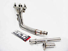 OBX Stainless Exhaust Header Manifold Fits 84 85 86 87 88 Accord Prelude 2.0L