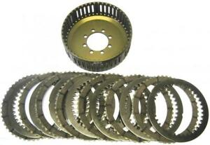 Ducati 748/749/851 and more EVR Z48 organic Plates & Basket Set 38.5 MM discs