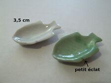 lot plats, plat miniature maison de poupée, vitrine, création fimo  S10-7