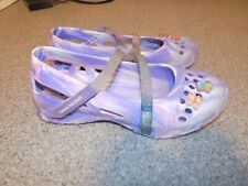 SKECHERS TYE-DYED WOMENS SIZE 5 RUBBER SHOES
