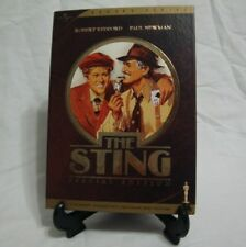 The Sting Special Edition Legacy Series 2-Disk DVD Set Redford Newman Universal