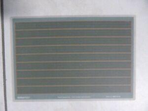 Scolaflex Tafel Set L1A Memoboard Schreibtafel Schwammtuch Stifte Schoner