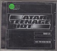 ATARI TEENAGE RIOT - rage e.p. CD