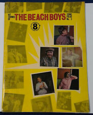 Hit sounds of The Beach Boys song folio no. 3 plus 8 pages of color photos, 1966