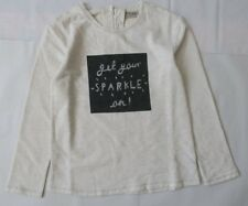 Next Girl`s Long Sleeve Top Size 11