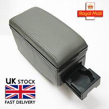Universel Gris Accoudoir Console centrale compatible avec PEUGEOT 406 306 307