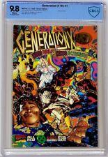 Generation X Annual 95 #1 Marvel 1995 CBCS 1995 Wraparound Cover Equals Top CGC