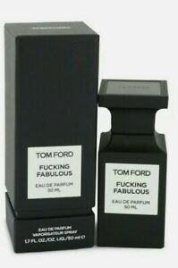 Tom Ford Fucking Fabulous 50ml Edp Brand New Sealed 100% Genuine