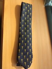 Blue Tie (Caduceus, army, forces, ambulance, light and Boston ltd)