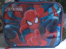 New Ultimate Spiderman Rectangle Lunch Bag