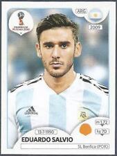 PANINI FIFA WORLD CUP-2018 RUSSIA- #286-ARGENTINA-EDUARDO SALVIO