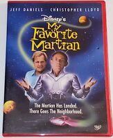 ARTWORK CUT, SLIM CASE, My Favorite Martian (DVD, 2002)