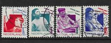 Netherlands 1931 - Child Welfare - SG396A/399A - Used Hinged