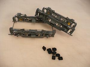 BRASS O Overland AAR type B Diesel Sideframes F/P NO RESERVE