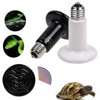 75W E27 Heizlicht Wärmelampe Infrarot Lampe Keramik Wärmestrahler für Reptilien