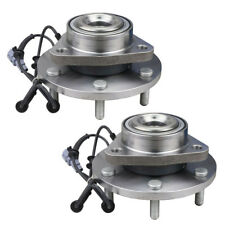 2 New Front Wheel Hub Bearing Assembly for Infiniti QX56 Nissan Armada Titan RWD