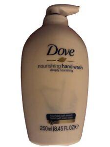 Dove Nourishing Hand Wash size 8.45 fl oz