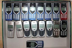 Nokia 8210 8310 6510 Handy Sammlung Handy Konvolut 17 Stück