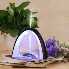 LED Air Humidifier USB Aromatherapy Essential Oil Aroma Diffuser Mist Maker P2R2