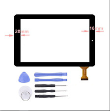 US New Digitizer Touch Screen for RCA Cambio W101 10.1 Inch Tablet+TOOL F8