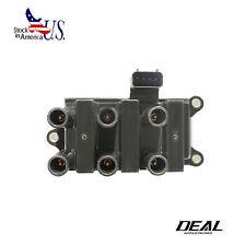 1pc New Ignition Coil (6 packs in 1) Ford Mazda Mercury V6 DG-485 DG-532 FD-498