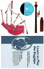 SCOTTISH BAGPIPES PRACTICE CHANTER BOOK AND CD PACKAGE $139.99