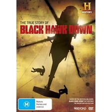 US Somalia 1993 True Story of Black Hawk Down DVD Acclaimed History Channel Doco