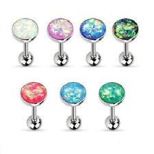 Unbranded Tongue Piercing Jewellery Opal