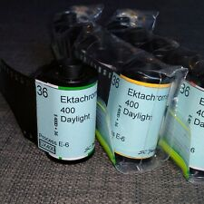 35mm-Ektachrome 400 Daylight Cine Color Reversal film, slide (*5 rolls)