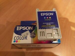 epson colour ink cartridge t018