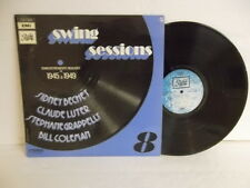 Various: Swing Sessions 8 1945-49: ULTRA RARE Pathe 2C 054-16.028 Jazz LP Record