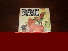 1932 The Rooster The Mouse and the Little Red Hen Childrens Book Platt & Munk Co