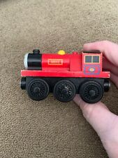 Thomas the Train Wooden Mike Train Engine Magnetic (Jl)