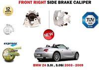 Para BMW E85 E86 Z4 3.0i 3.0SI 2003-2009 Nuevo Frontal Derecho Lado Freno Unidad