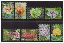 Aruba 2017 Bloemen Flowers Flora cactus passiflora MNH