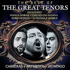 Various Artists-The Best Of the Great Tenors CD