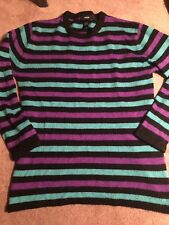 Kr3w Knitted Striped Sweater