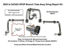 Hpop Branch Tube Assembly Oring Repair Kit fits 2003-2004 Ford Excursion,F-250 S