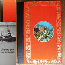 La grande aventure de l'océan indien georges blond, édition Famot Genève 1977