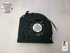 For Dell D531 D820 D830 M65 laptop cooling fan DFB551305MC0T GF138 0F5C800009