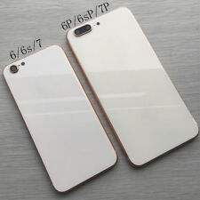 Housing Back Rear Metal Cover Case DIY Replacement For iPhone 6 6S 7 to iPhone 8