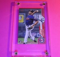 2020 Topps Update Jorge Alcala RC PINK Mother's Day SSP Parallel #d 40/50 Twins