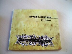 MICAH P. HINSON presents CD  -  THE BABY & THE SATELLITE